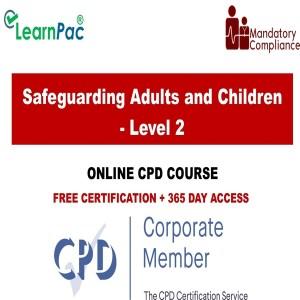 Safeguarding Adults and Children - Level 2 - Mandatory Training Group UK