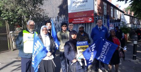 Teachers at school rated outstanding by Ofsted strike over violent students - The Mandatory Training Group UK -