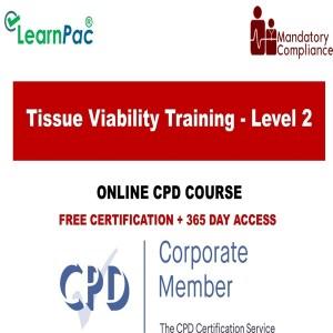 Tissue Viability Training - Level 2 - The Mandatory Training Group UK -