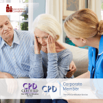 Understanding Dementia Training – Online Training Course – CPD Accredited – Mandatory Compliance UK –