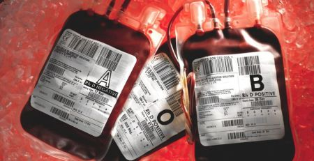 blood bags - MTG UK -