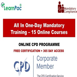 All In One-Day Mandatory - Mandatory Training Group UK -