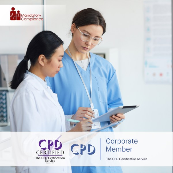 All in One Mandatory Training Courses for Nurses – NMC Revalidation – Online Training Course – CPD Accredited – Mandatory Compliance UK –