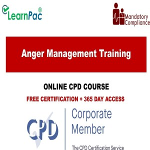 Anger Management Training - Mandatory Training Group UK -