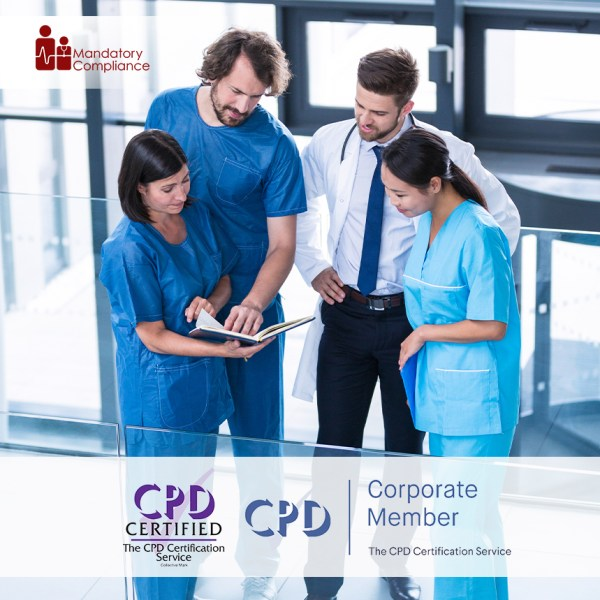 CSTF Aligned Mandatory and Statutory – Online Training Course – CPD Accredited – Mandatory Compliance UK –