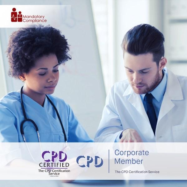 Candidate Mandatory Training Courses – 12 CPD Accredited Courses – Online Training Course – CPD Accredited – Mandatory Compliance UK –