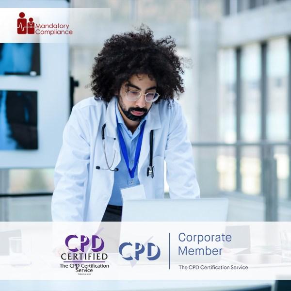 Candidate Mandatory Training Courses – 18 CPD Accredited Courses – Online Training Course – CPD Accredited – Mandatory Compliance UK –