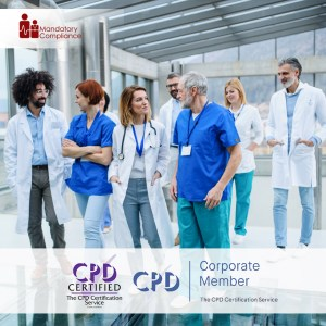 Candidate Mandatory Training Courses – 24 CPD Accredited Courses - Online Training Course - CPD Accredited - Mandatory Compliance UK -
