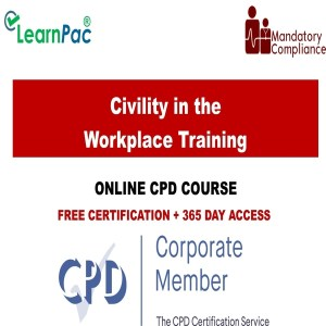 Civility in the Workplace Training - Mandatory Training Group UK -