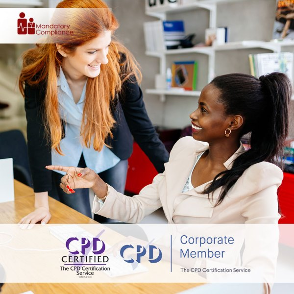 Coaching and Mentoring – Online Training Course – CPDUK Accredited – Mandatory Compliance UK –