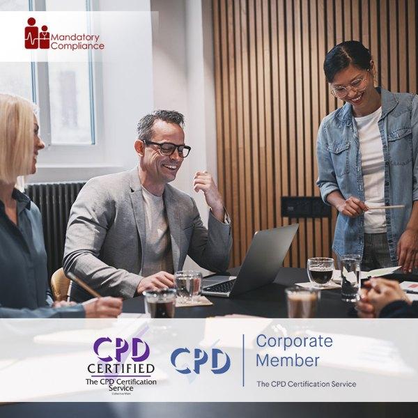 Communication Strategies – Online Training Course – CPDUK Accredited – Mandatory Compliance UK –