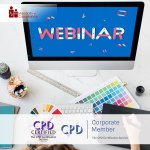 Creating a Great Webinar - Online Training Course - CPDUK Accredited - Mandatory Compliance UK -