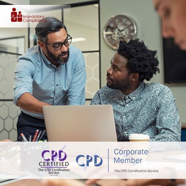 Delivering Constructive Criticism – Online Training Course – CPDUK Accredited – Mandatory Compliance UK –