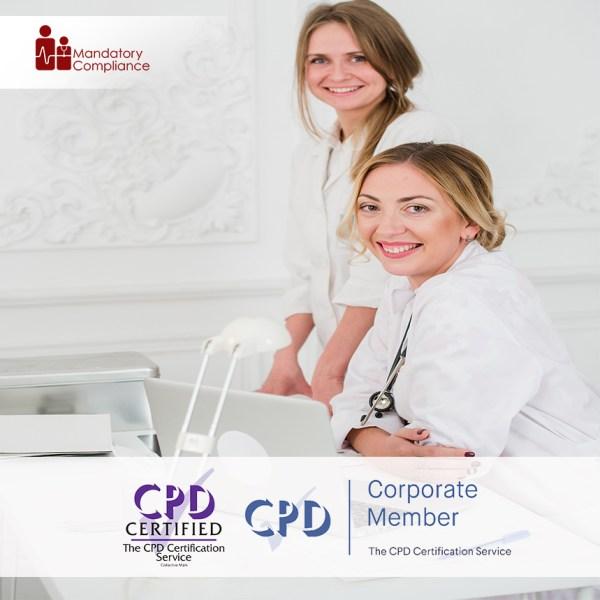 E-Learning Mandatory Training Courses – Online Training Course – CPD Accredited – Mandatory Compliance UK –