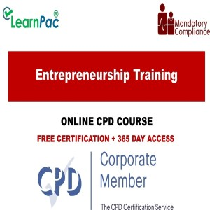 Entrepreneurship Training - Mandatory Training Group UK -