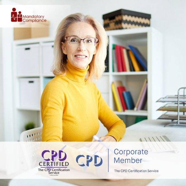 Improving Self-Awareness – Online Training Course – CPDUK Accredited – Mandatory Compliance UK –