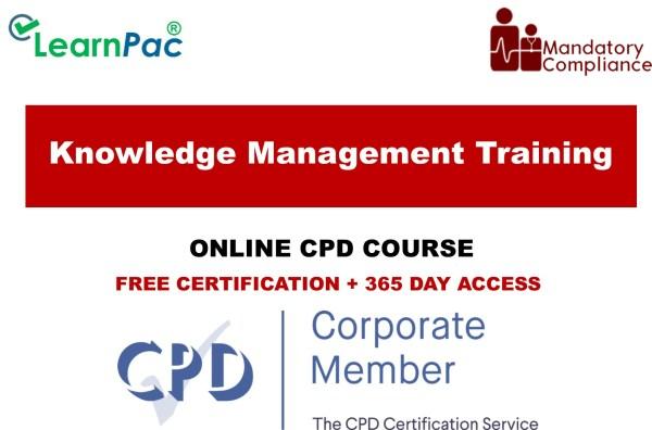 Knowledge Management Training – Mandatory Training Group UK –