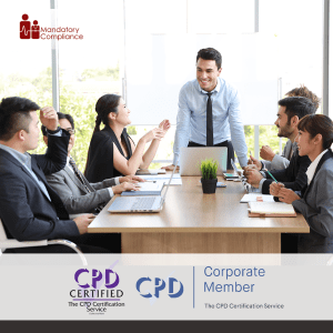 Leadership and Influence Training - Online Training Course - CPD Accredited - Mandatory Compliance UK -
