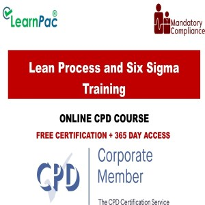 Lean Process and Six Sigma Training Mandatory Training Group UK -