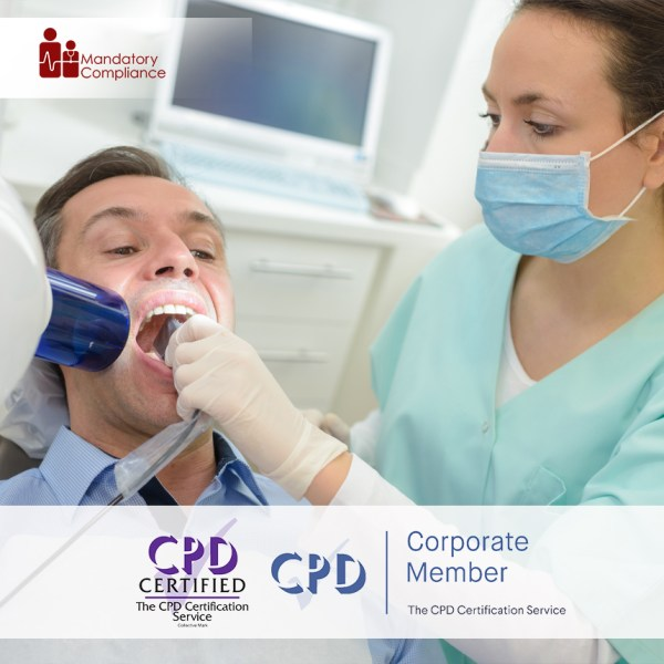 Mandatory Training for Dental Technicians – Online Training Course – CPD Accredited – Mandatory Compliance UK –