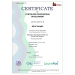 Mandatory Training for Health and Social Care Workers – E-Learning Course – CDPUK Accredited – Mandatory Compliance UK –