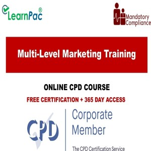 Multi-Level Marketing Training - Mandatory Training Group UK -