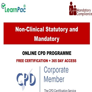 Non-Clinical Statutory and Mandatory Training Courses - Mandatory Training Group UK -