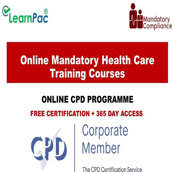 Online Mandatory Health Care Training Courses – Mandatory Training Group UK –