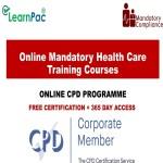 Online Mandatory Health Care Training Courses - Mandatory Training Group UK -