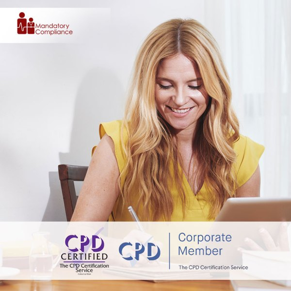 Personal Productivity – Online Training Course – CPDUK Accredited – Mandatory Compliance UK –