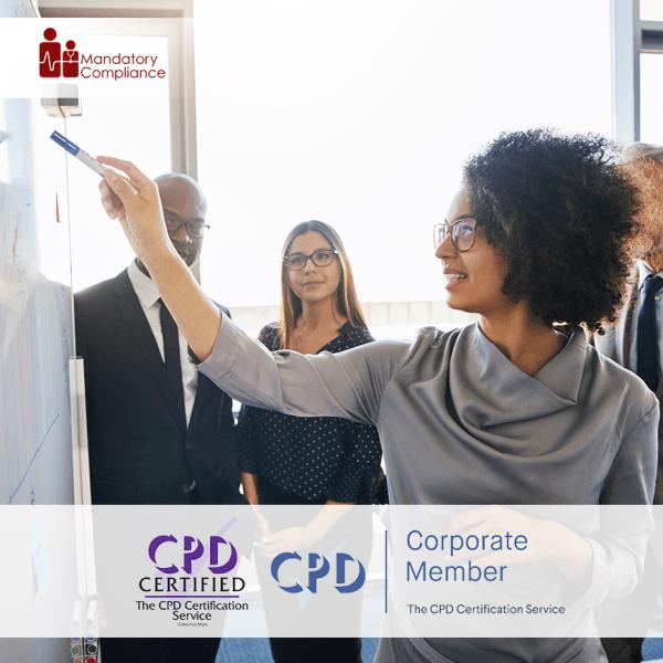 Presentation Skills Training – Online Training Course – CPD Accredited – Mandatory Compliance UK –