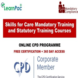 Skills for Care Mandatory Training and Statutory Training Courses - Mandatory Training Group UK -