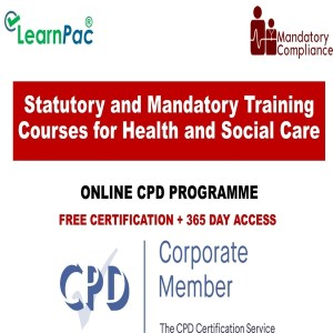 Statutory and Mandatory Training Courses for Health and Social Care - Mandatory Training Group UK -