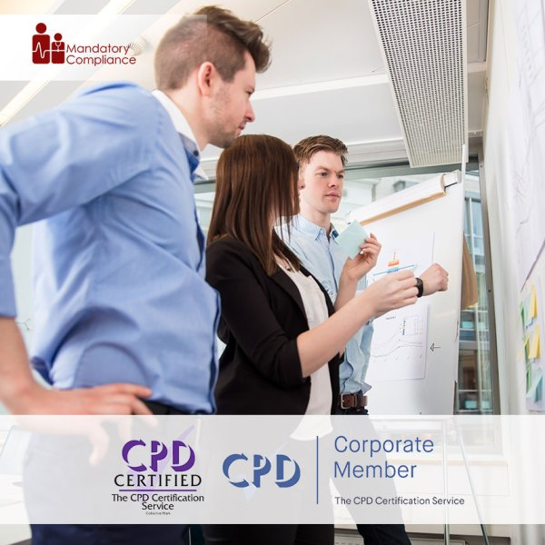 Administrative Support – Online Training Course – CPDUK Accredited – Mandatory Compliance UK –