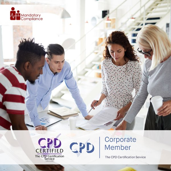 Business Succession Planning – Online Training Course – CPDUK Accredited – Mandatory Compliance UK –