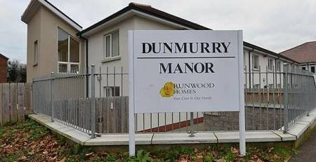 Concern as police expand investigation into Dunmurry Manor care home - MTG UK -