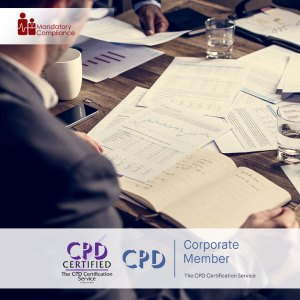 Crisis Management - Online Training Course - CPDUK Accredited - Mandatory Compliance UK -