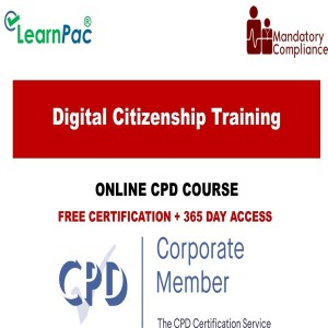 Digital Citizenship Training - Mandatory Training Group UK -