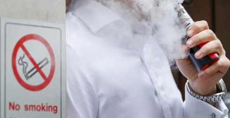 Dozens of young people taken to hospital in the US after vaping - The Mandatory Training Group UK