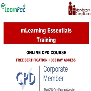 mLearning Essentials Training - Mandatory Training Group UK -