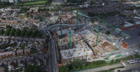 Council curbs out-of-hours work on Children's Hospital site - MTG UK -