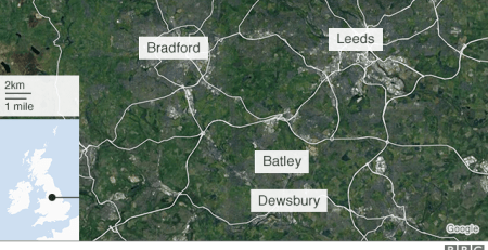 Fifty-five men arrested in West Yorkshire over child sex abuse - The Mandatory Training Group UK -
