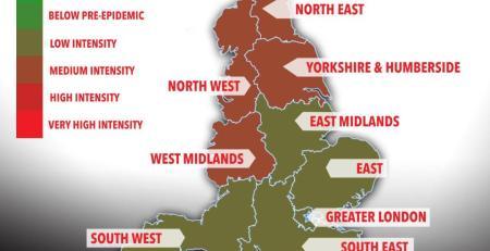Flu outbreak takes hold across the UK - The Mandatory Training Group UK -