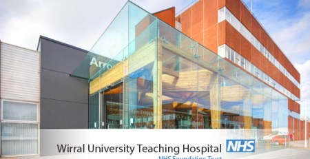 GDE Wirral Hospital recognised for innovation and technology use - MTG UK -
