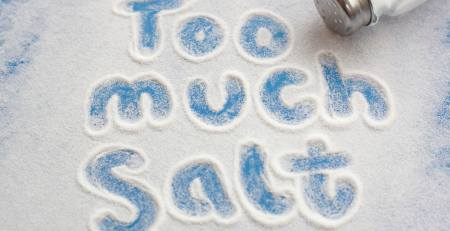 Health chiefs vow to step up war on salt - The Mandatory Training Group UK -