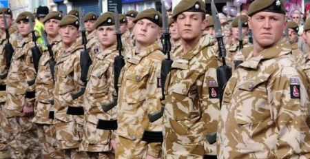 New troops 'not getting help for mental health' - The Mandatory Training Group UK -