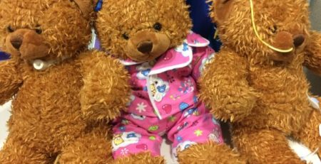 Special teddy bears' to help children with learning disabilities in hospital - The Mandatory Training Group UK -