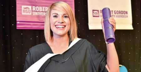 Aberdeen nurse's love of job pushed her towards further training - MTG UK
