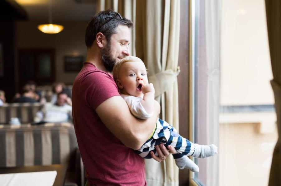 Dads-to-be to get mental health checks - MTG UK