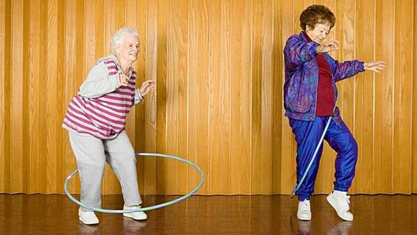 Dance lessons for the lonely -on the NHS - MTG UK
